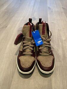 Adidas Originals by Originals Kazuki Kuraishi (KZK) Gipfel Cardinal |UK Size 9.5