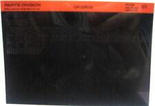 Honda CR125R 2002 Parts List Microfiche h196