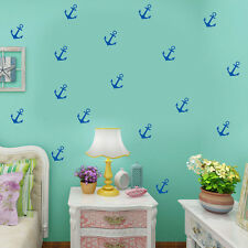 32pcs Anchor Wall Sticker Home Decor Sea Styling Art Decal For Kid Bedroom Mural