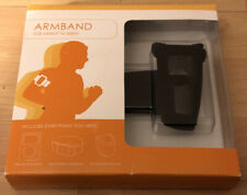 Adjustable Armband For Sansa M Series W Protective Case & Accessory Pouch VM100