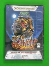 NIGHT OF THE WEREWOLF Choose Your Own Nightmare 2000 Slingshot DVD Sealed