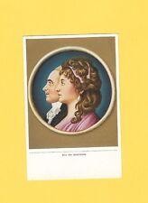15/9 SAMMELBILD LILI SCHÖNEMANN(1758-1817) UND IHR GATTE B.FR. von TÜRCKHEIM