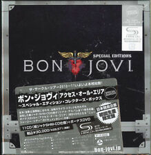BON JOVI Tour - Special Edition UICY-91555 Box Set JAPAN 2010 NEW