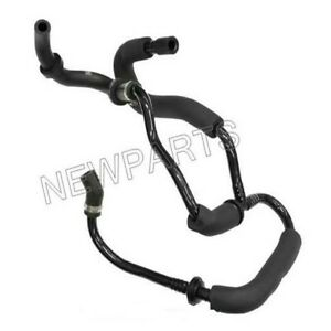 For Porsche Cayenne Turbo 03-06 Brake Booster Vacuum Hose-Pump to Booster Line