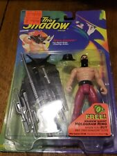 The Shadow Ninja Rapid Strike Chopping Action Figure Kenner 1994 #65204 New MIP