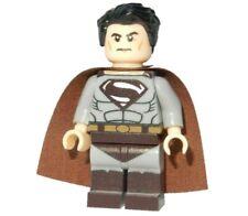 **NEW** Custom Printed - SUPERMAN 1948 - DC Comics Block Minifigure