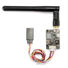 Eachine TX801 5.8G 72CH 0.01/25/50/200/400/600mW Switched AV VTX FPV Transmitter