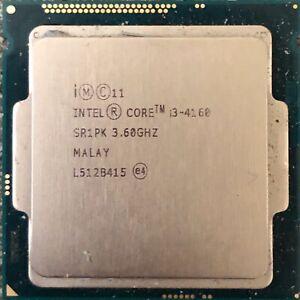 Intel Core i3-4160 - 3.6 GHz (SR1PK) Processor For Socket LGA 1150