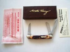 Manual Collectable Modern Folding Knives with 3 Blades