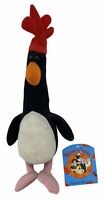 """Vintage Wallace & Gromit Feathers McGraw Penguin Plush Soft Toy Teddy Doll 12"""""""