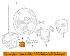 TOYOTA OEM 16-18 Prius Steering Wheel-Rear Cover Lower Cover 4518647050C0