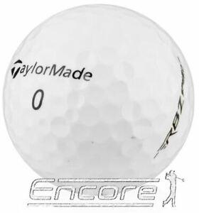 20 TaylorMade RBZ Speed Golf Balls ALL PEARL / A Grade
