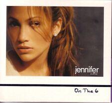 JENNIFER LOPEZ RARE GATEFOLD PROMO CD ON THE 6 SEALED