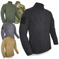 Viper Mid-Layer Thermal Tactical Military Warm Hiking Security Fleece Sweater