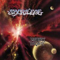 SACRILEGE - TURN BACK TRILOBITE   CD NEW!