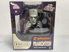 Frankenstein spinature 001 vinyl waxwork records horror