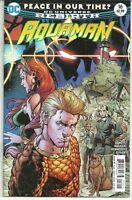 Aquaman #16 Rebirth Comic 1st Print 2016 New NM ships in T-Folder