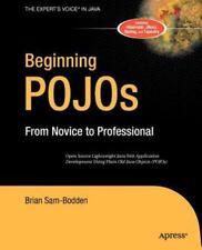 Beginning POJOs: Lightweight Java Web Development Using Plain Old Java-ExLibrary
