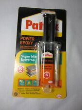 Pattex Power Epoxy 2 Komponenten Kleber Super Mix Express 12g