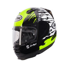 CASCO ARAI REBEL SPLASH GREEN AR3225 M