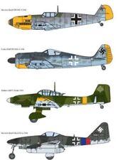 NEW 1:32 Xtradecal X32002 Luftwaffe Swastikas FW 190, Bf 109, He 111, Me 262 ++