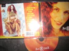 RARE CD Sertab Erener - S/T Same Turkey Eurobeat Pop Sezen Aksu Tarkan Pinhani