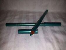 Cargo Glitter Pencil  Eyeliner  Green  (5 in lot) * brand new RARE