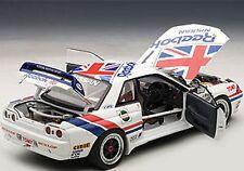 Autoart NISSAN SKYLINE GT-R (R32) GROUP A 1990 REEBOK #1 1/18 New! In Stock!