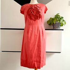 BODEN Limited Edition Dress Size 10 PINK | SMART Occasion WEDDING Cruise RACES