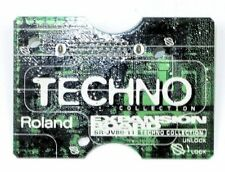 Roland TECHNO Expansion-Board SR JV80-11 für JV1080 JV2080 XV5080 + GEWÄHR