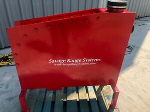 Bullet Trap/Clearing Station - Savage Range Systems - GHD Heavy Duty Gunsmith