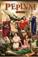 PEPLUM SAISON 1 - LAMBERT - DEMOLON - LEFEBVRE - DVD - NEUF BLISTER !!