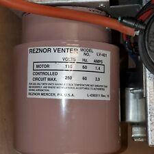 """Reznor REZ-29994 # LV401 Venter Assembly 6"""" Input / Output"""
