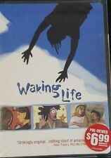"""Waking Life~Guaranteed Pre-Viewed Dvd. """".Acclaimed animated film."""" Fast S&H"""