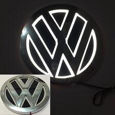 5D LED Car Tail Logo white Light for Volkswagen VW CC Bora Golf Auto Badge Light