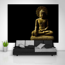 Buddha Religion Tapestry Art Wall Hanging Sofa Table Bed Cover Home Decor