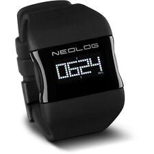 NEOLOG Modern Designer Smart Look Soft Silicone Digital Wrist Watch (6 colors)