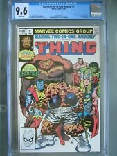 Marvel Two-In-One Annual #7 CGC 9.6 WP 1st app the Champion (Tryco Slatterus)
