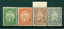 Vatican 1933 - Y & T. n. 40/43 - Année Sainte