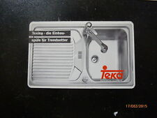 Teka In Collectables Ebay