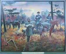 """""""Confederate Sunset"""" by Mort Kunstler Civil War"""