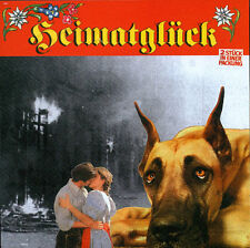 HEIMATGLÜCK 2 Stück in einer Packung CD (2003 Campary) neu!