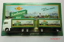 1:87-LKW-Truck  MAN   Aktienbraueri Kaufbeuren neuwertig  in OVP     Nr.052