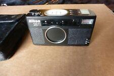 New listing  [Mint] Nikon 28Ti 35mm Rangefinder Film Camera