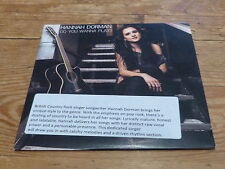 HANNAH DORMAN - DO YOU WANNA PLAY? !!!!!!!!RARE CD PROMO!!!!!!!!!