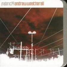 Various Artists : Fabric 19: Andrew Weatherall CD (2004) ***NEW***