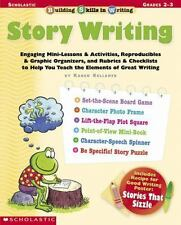 Building Skills in Writing: Story Writing: Engaging Mini-Lessons & Activities,
