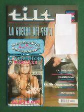 TILT n.20/2004 (ITA) JULES JORDAN BELLADONNA Rivista Magazine sexy adult Vintage