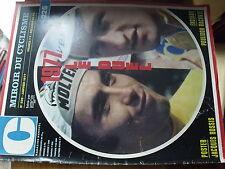 µ??  Revue Miroir du cyclisme n°226 Poster de Bossis / Poulidor Hinault Bouloux