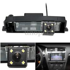Reverse Rear Back up View Camera Car CCD HD Night Vision For 00-12 TOYOTA RAV4